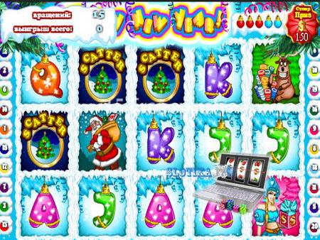 Игровой-автомат-Новогодний