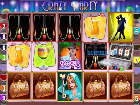 Игровой-автомат-Crazy-Party-