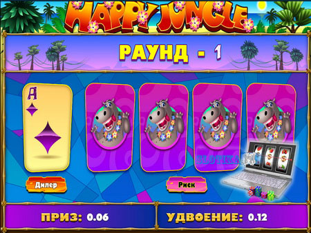 Happy-Jungle-риск-игра
