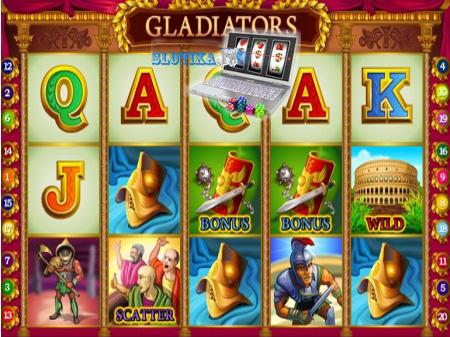 gladiators играть бесплатно